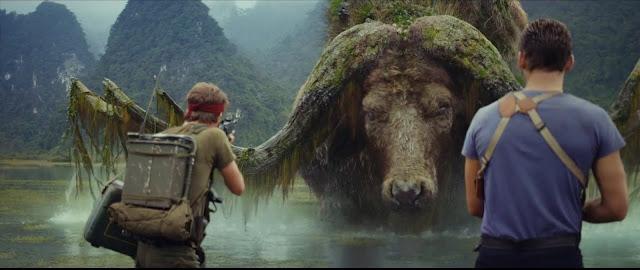 Đánh giá phim: Kong: Skull Island (2017) - Hình ảnh Việt Nam quá tuyệt vời
