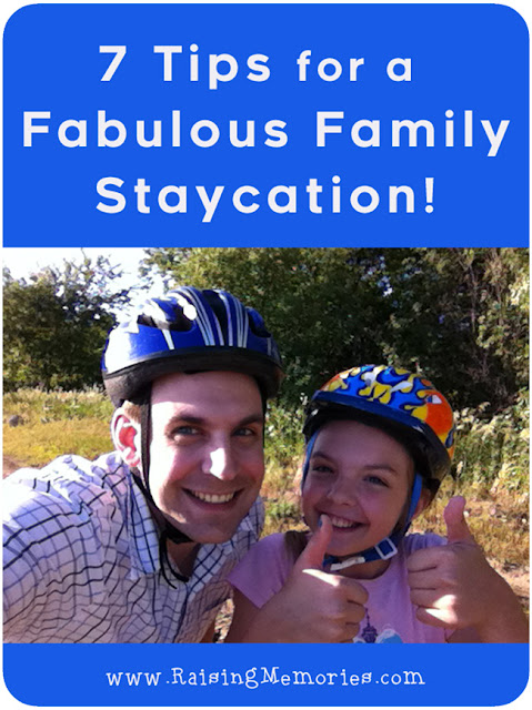 Ideas for Family Staycations