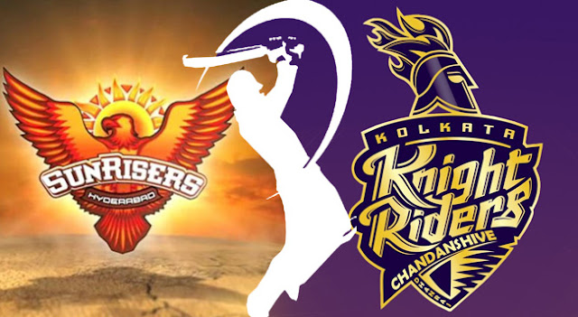 sunrisers vs kolkata knight riders