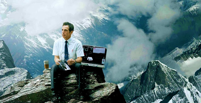 Ben Stiller în The Secret Life Of Walter Mitty