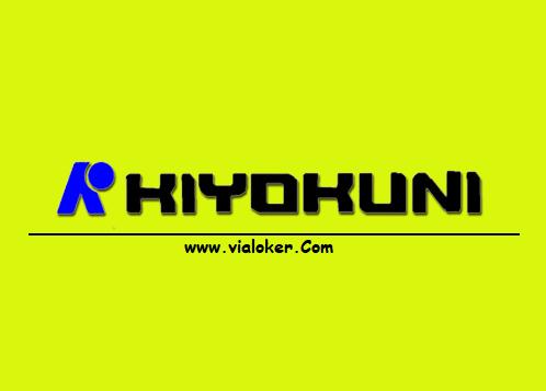 Operator produksi Kawasan EJIP Cikarang PT.Kiyokuni Indonesia