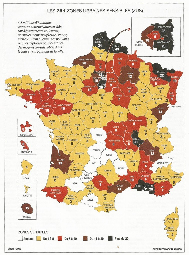 Preppers hauts de france cartographie des risques en france for Haute de france