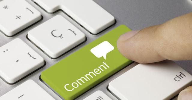 Cara Menghilangkan Kolom Komentar di Blog