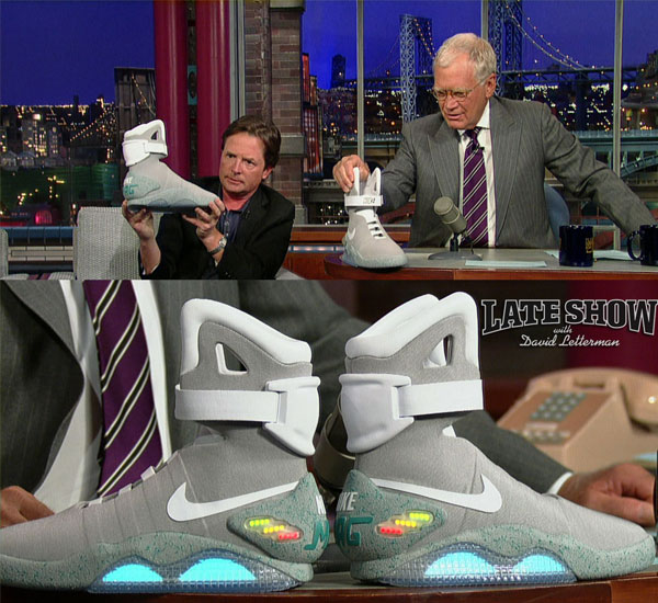 Marty Mcfly Shoes Release Date  Price