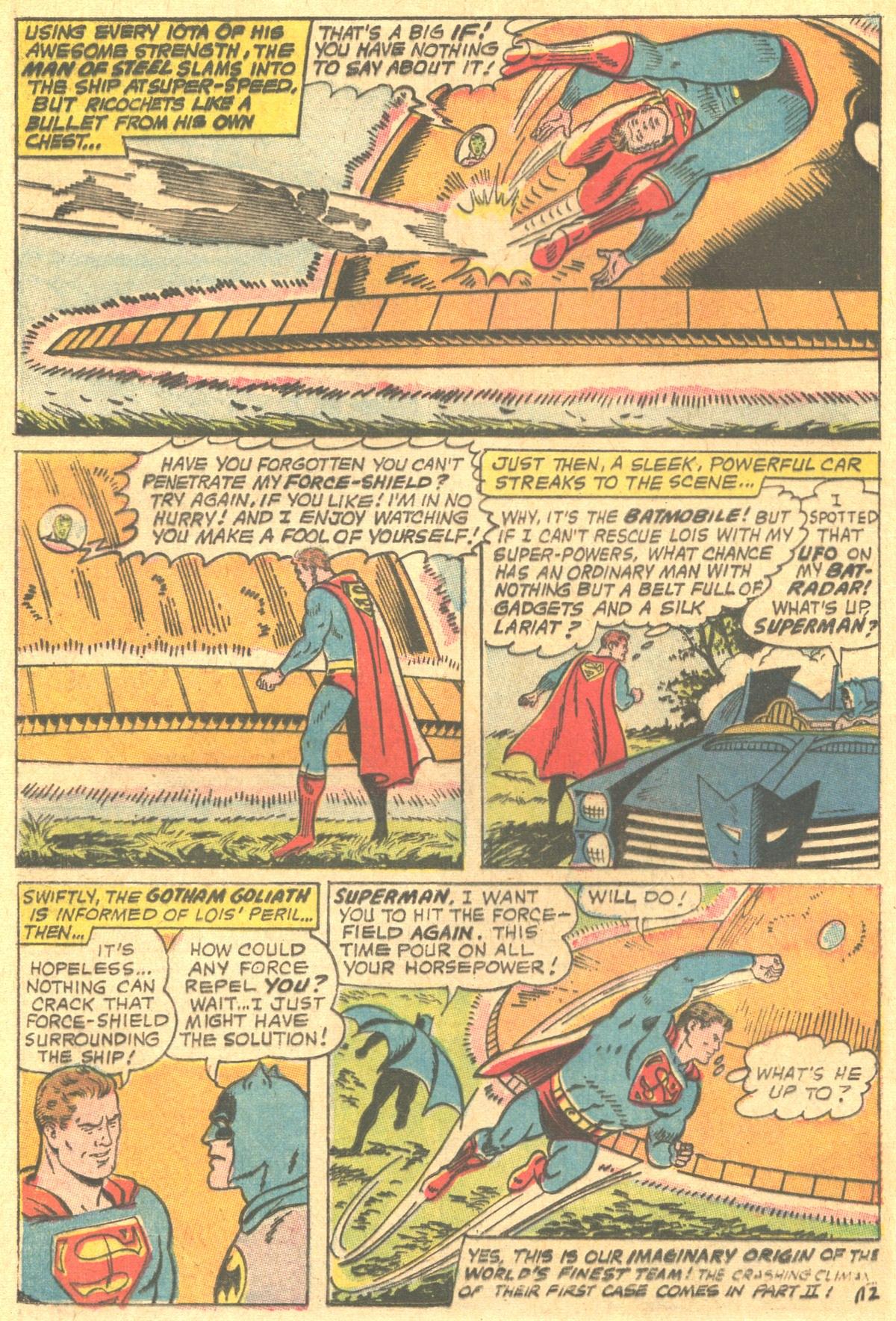 Read online World's Finest Comics comic -  Issue #167 - 16