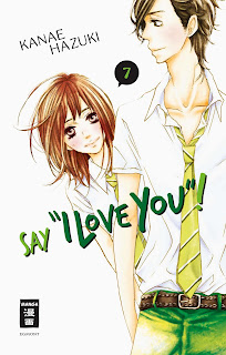 "Cover Say ""I Love You"" Band 07"