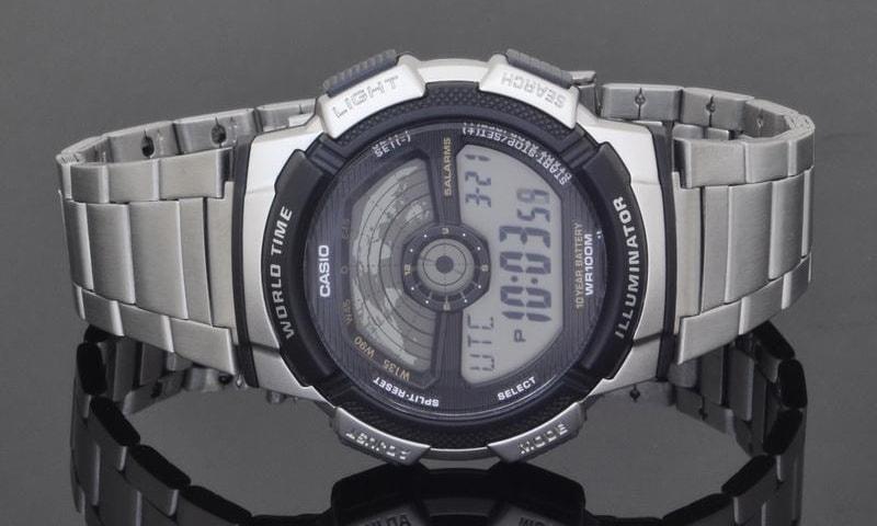Spesifikasi dan Harga Jam Tangan Casio Standard Digital [AE-1100WD-1AVDF]
