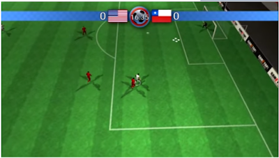 Game Bola Ringan Offline 2018 Football World PC