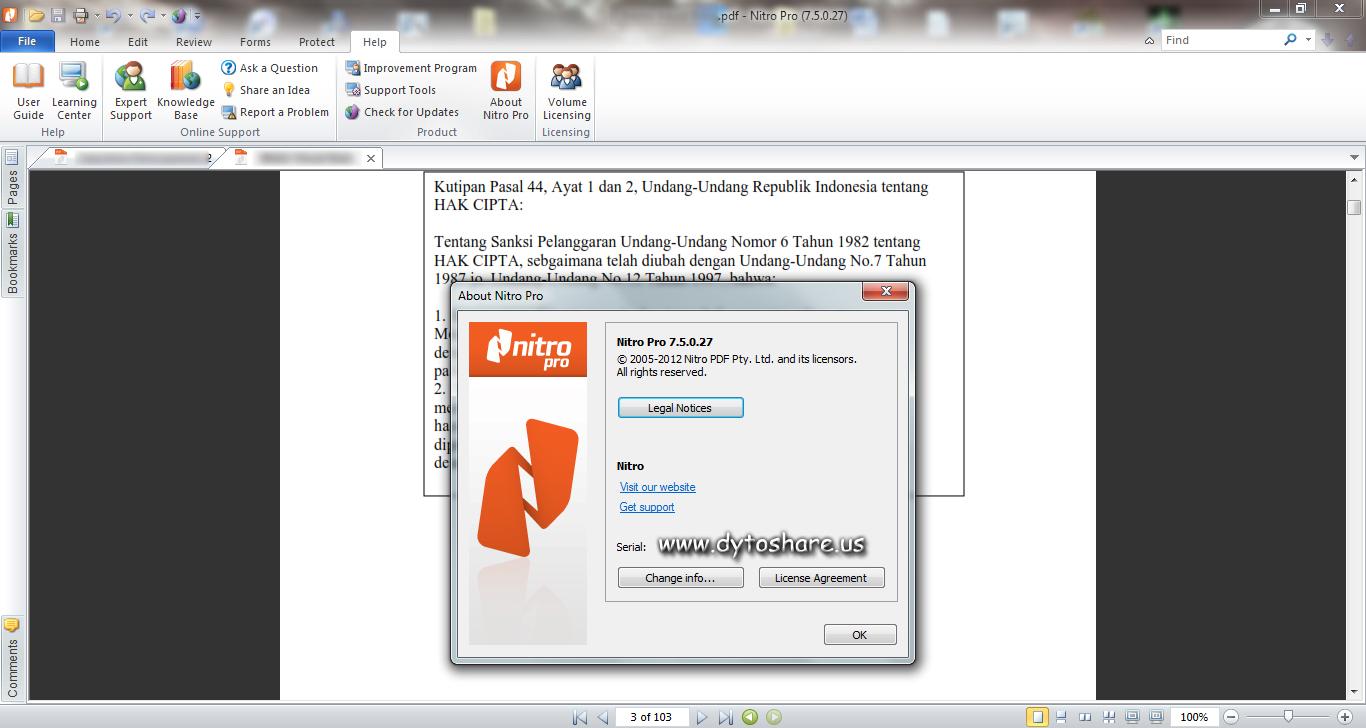 For nitro pdf xp professional
