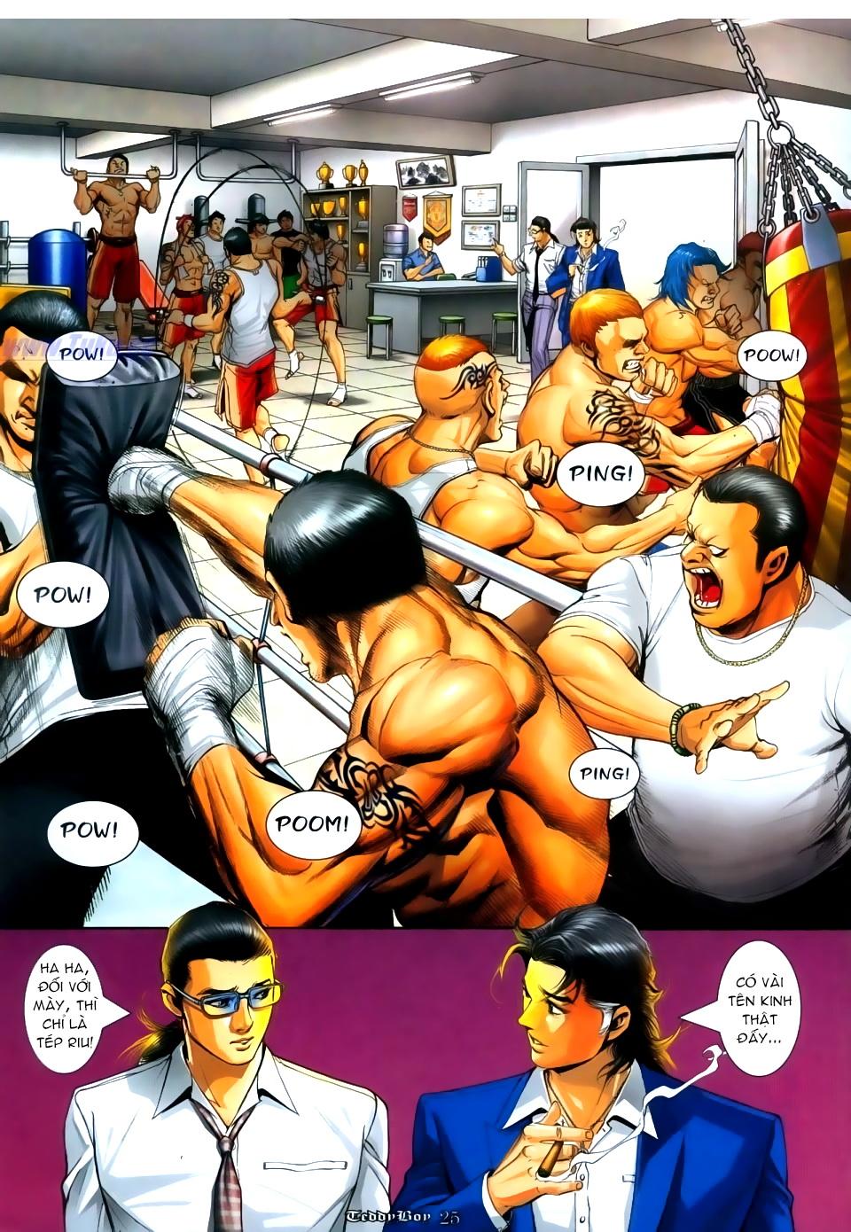 Người Trong Giang Hồ Chap 1113 - Truyen.Chap.VN