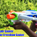 Summer Fun with Hasbro: Nerf Super Soaker Tri Strike Crossbow Soaker {sponsored}