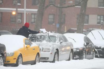 Tormenta de nieve impactará NYC este sábado