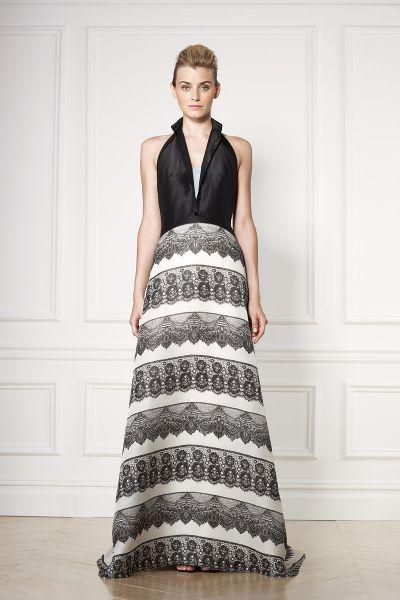 69878298e Carolina Herrera nos trae una colección Resort lleno de propuestas para  estas fiestas...vestidos largos