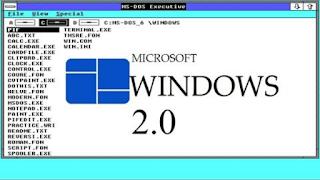Sistem Operasi Windows  Versi 2