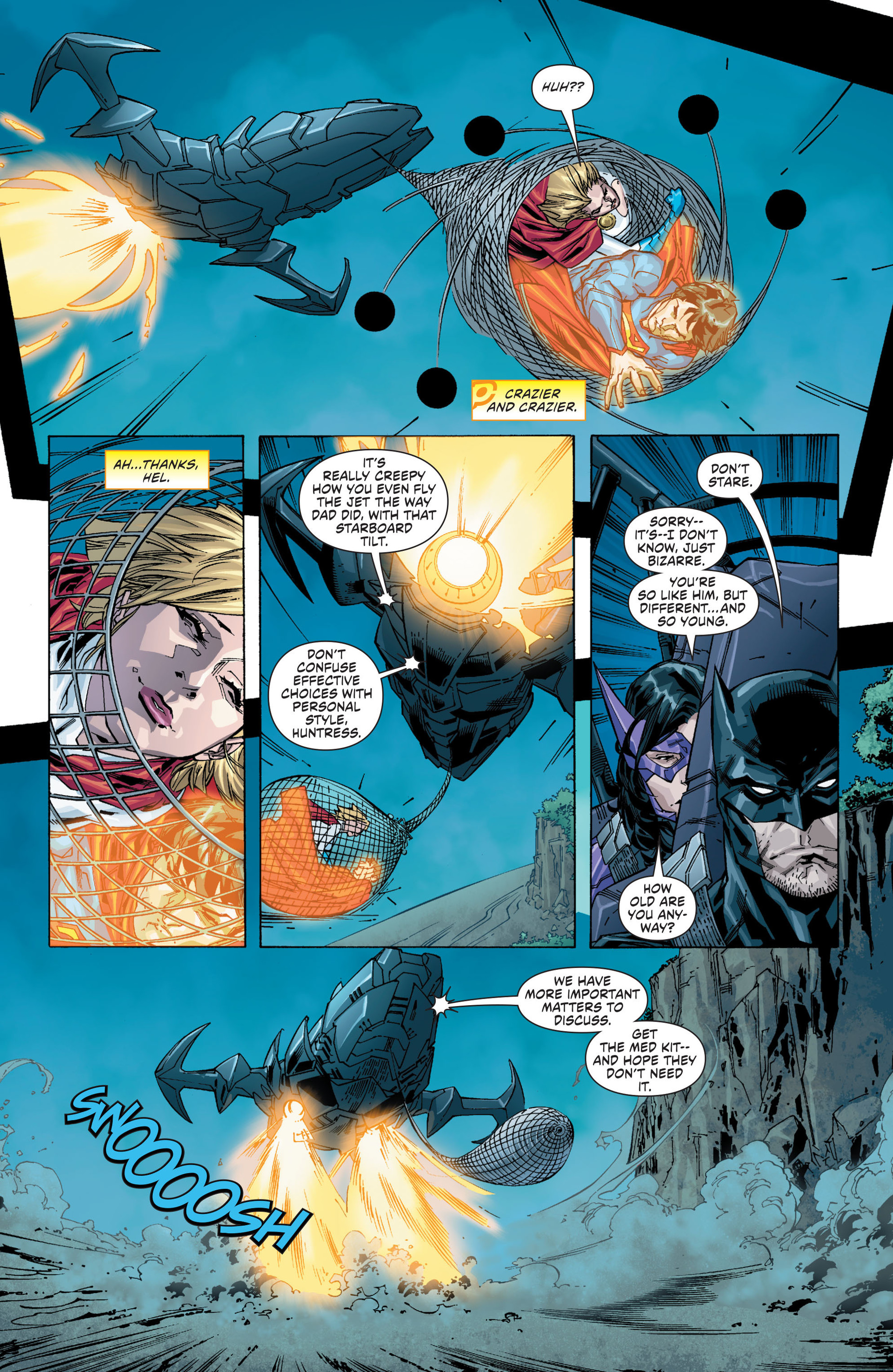 Read online Worlds' Finest comic -  Issue #20 - 4