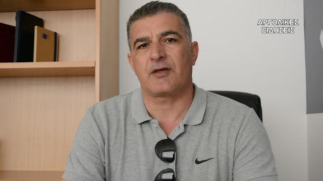 Γιάννης Δουβίκας: Σημαντική εμπειρία και γνώσεις ανεκτίμητες θα προσφέρει το σεμινάριο προπονητικής