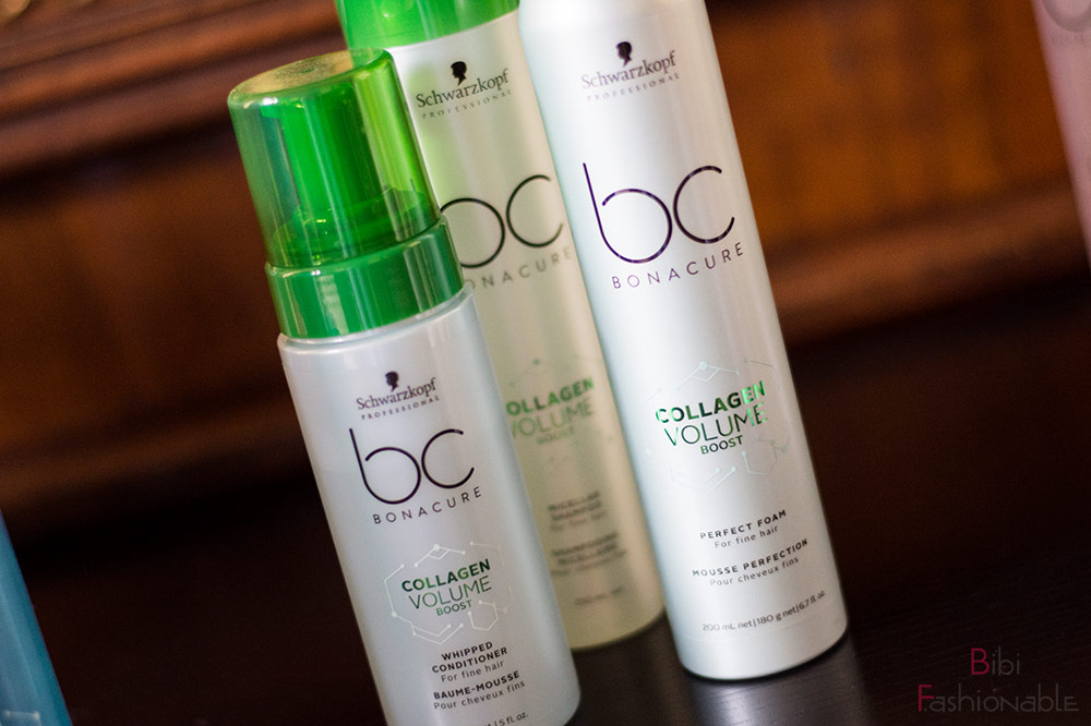 Schwarzkopf Professional BC Bonacure Collagen Volume Boost