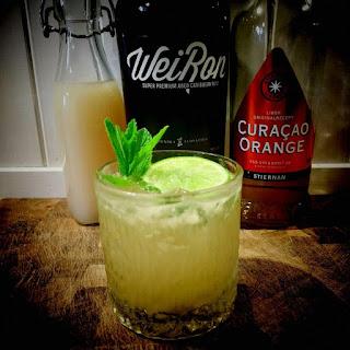 Quick review: WeiRon super premium aged Caribbean rum from Svenska Eldvatten, Trader Magnus