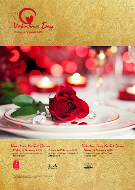 Golden Phoenix Restaurant Hotel Equatorial Chinese New Year Set Menu 2019