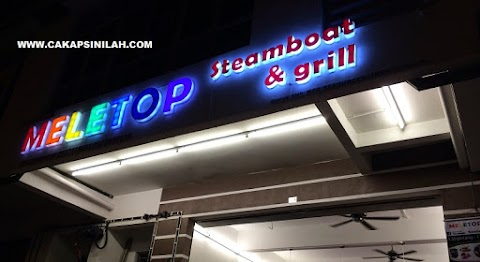 MELETOP Steamboat & Grill