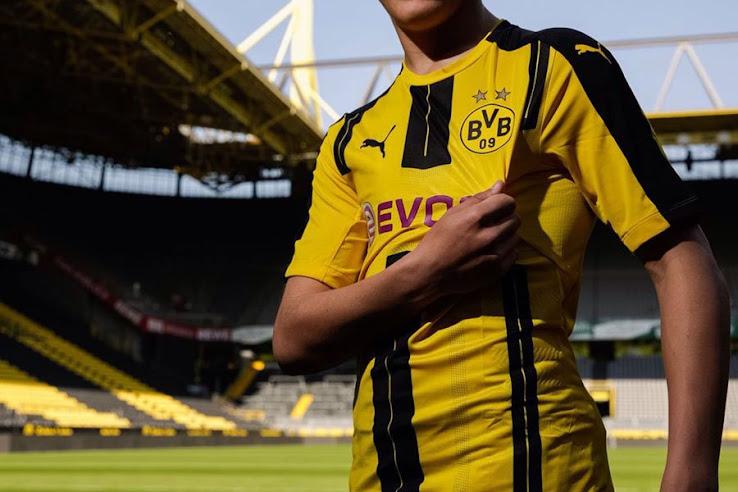f5b5759a5bd Borussia Dortmund 16-17 Kit Released - Footy Headlines