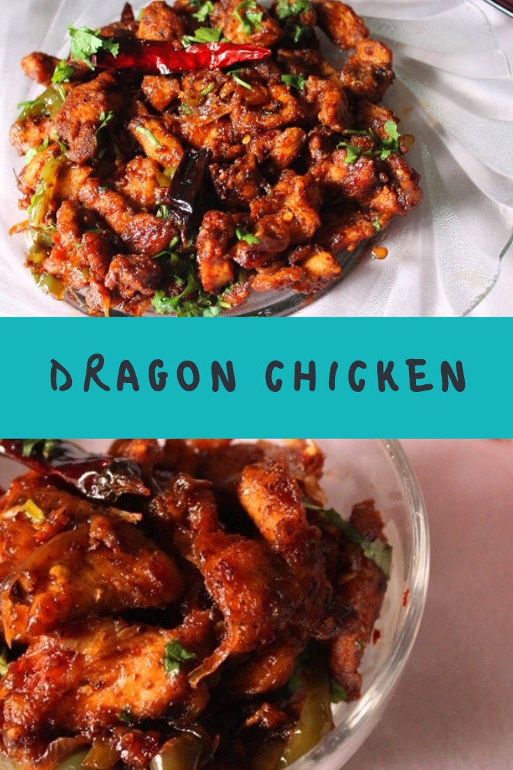 DRAGON CHICKEN RECIPE