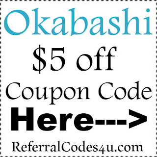 Okabashi Shoes Promo Codes, Coupons & Discount Codes 2018-2019 Jan, Feb, March, April, May, June, July, Aug, Sep, Oct, Nov, Dec