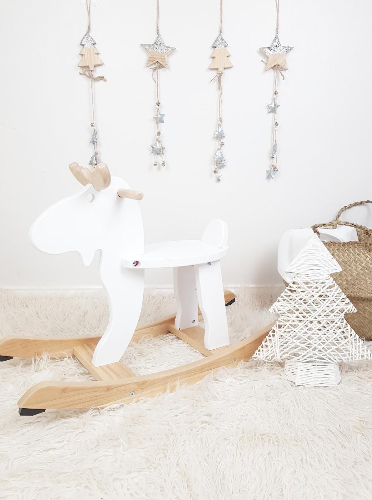 Uitgelezene DIY: Ikea EKORRE Rocking Moose to Reindeer Hack ZU-94