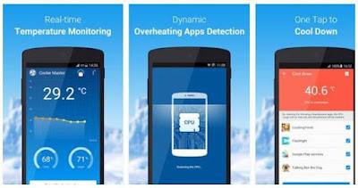 5 Aplikasi Pendingin Suhu Smartphone Android Terbaik
