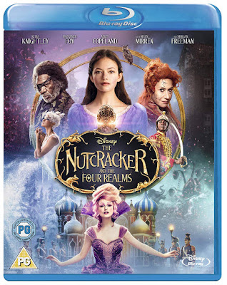 The Nutcracker and the Four Realms [2018] [BD25] [Latino]