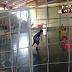 Briga em Término do jogo do Tornei de Futebol de Salão Juvenil acabou em eliminação dos times