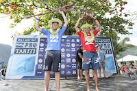 10 Prize Giving Billabong Pro Tahiti 2016 foto WSL Kelly Cestari