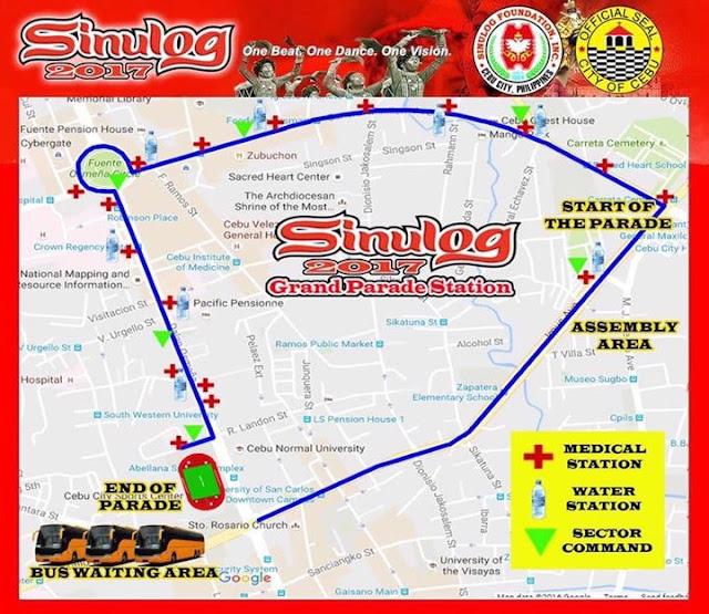 Sinulog 2017 - CebuStreetJournal.com