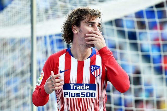 Гризманн уведомил «Атлетико», что не будет выступать за клуб в следующем сезоне