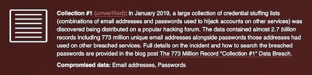 أضخم وأكبر تسريب تاريخ الأنترنت تسريب مليون بريد إلكتروني وكلمات Collection-1-afectad