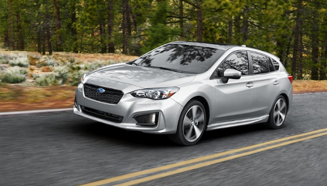 2018 Subaru Impreza Performance