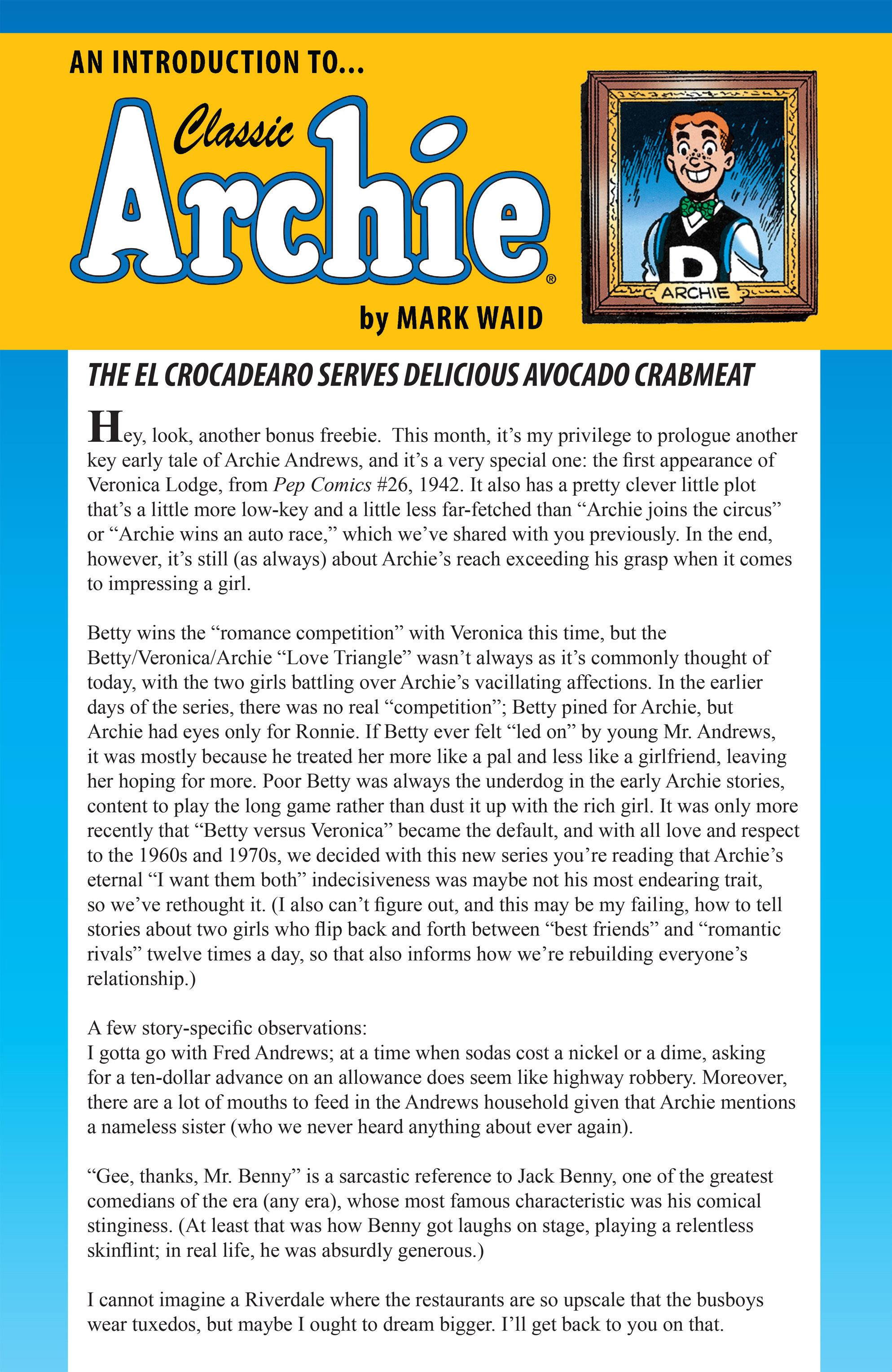 Read online Archie (2015) comic -  Issue #3 - 24
