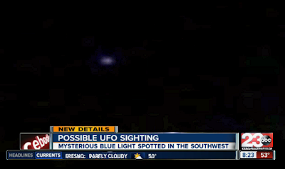 Mysterious UFO Sighting Over Bakersfield 3-14-15