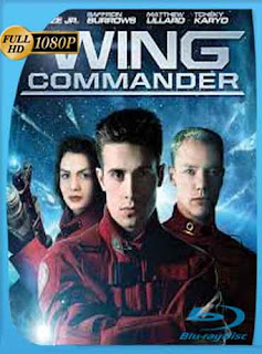 Wing Commander (1999) HD [1080p] Latino [Mega] dizonHD