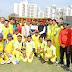 मिशन मोदी क्रिकेट लीग के 10वे दिन पहुंचे भाजपा के दिग्गज नेता... देखे