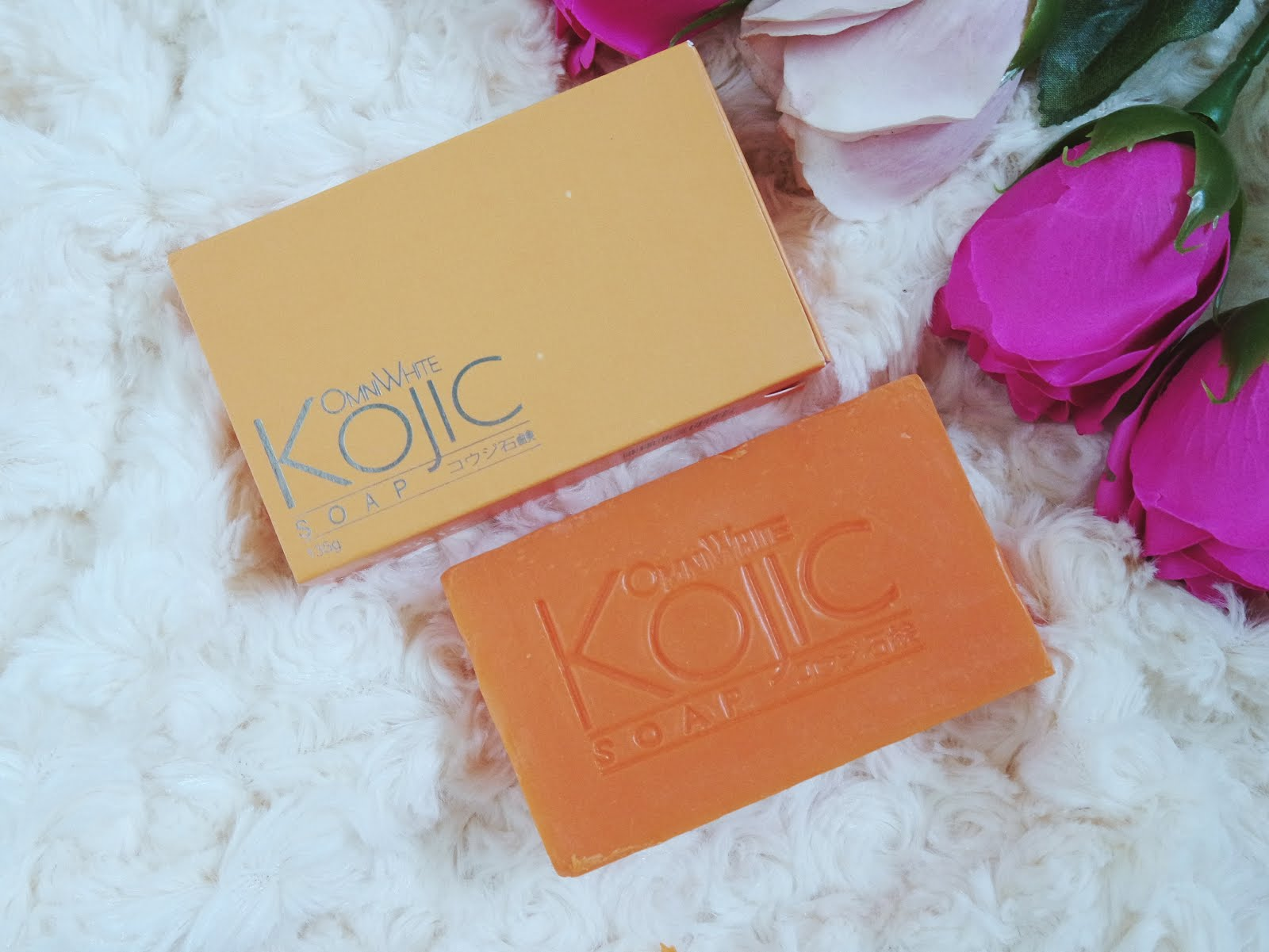 Omni White Kojic Soap and Whitening Soap (from JC Premiere) Review