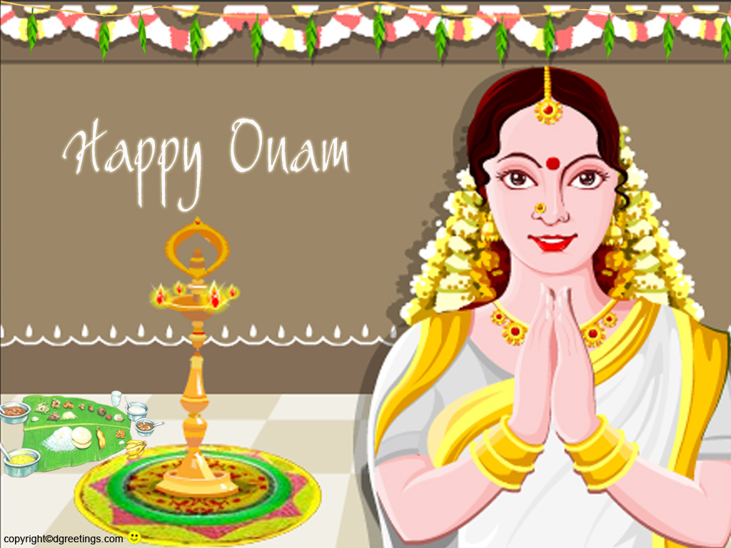 Short essay on Onam festival of Kerala