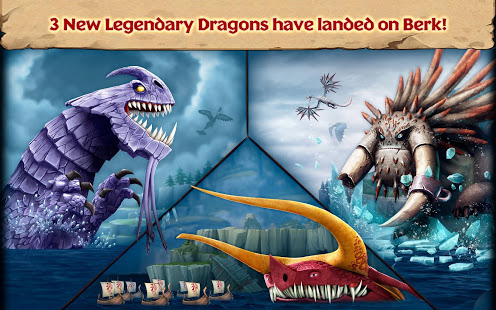 Dragons: Rise of Berk Mod Apk Full