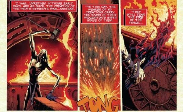 Siapa Knull adalah dewa para symbiote marvel