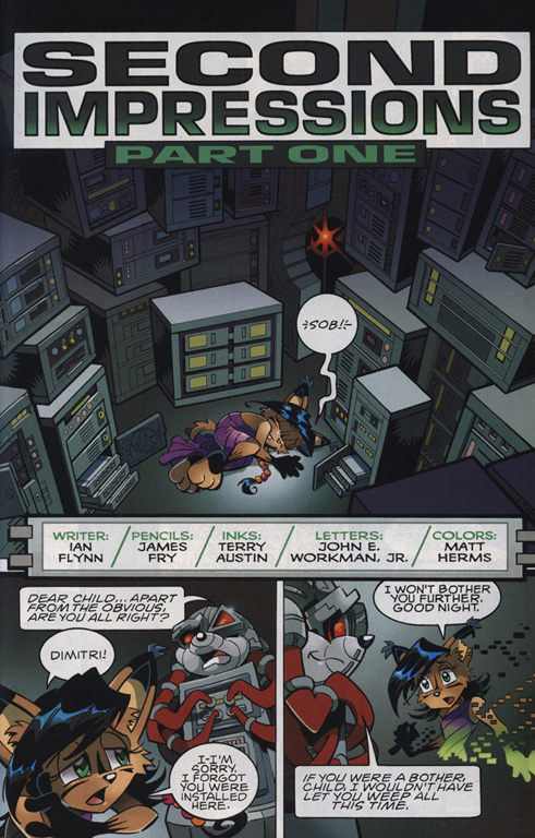 Read online Sonic The Hedgehog comic -  Issue #221 - 19