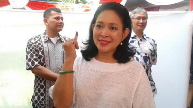 Titiek Soeharto Tinggalkan Partai Golkar, Ferdinand Hutahaean: Selamat Bergabung dengan yang Sejalan