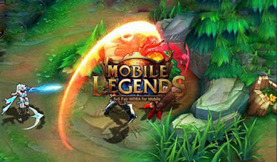 download game Mobile Legends eSport MOBA Apk V1.1.18 For Android