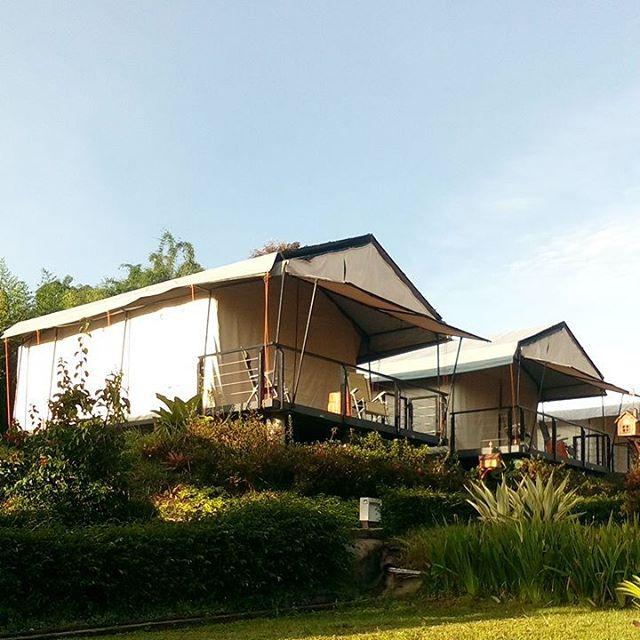 Trizara Resorts Glamping Lembang