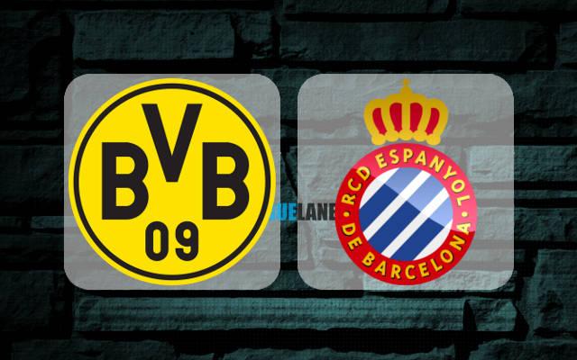 Borussia Dortmund vs Espanyol Full Match & Highlights 28 July 2017