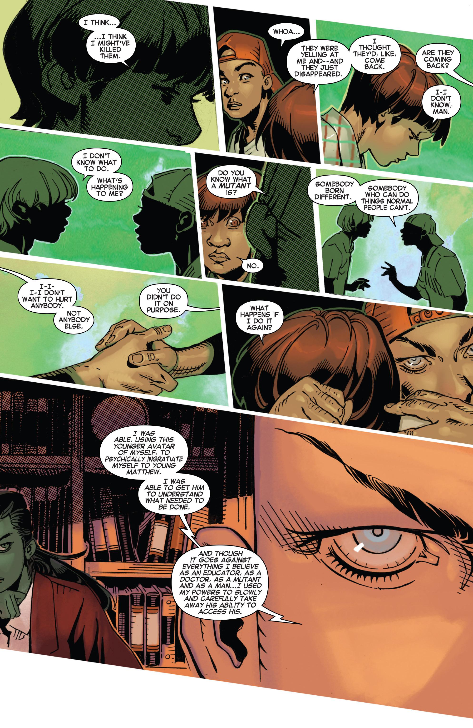 Read online Uncanny X-Men (2013) comic -  Issue #25 - 15